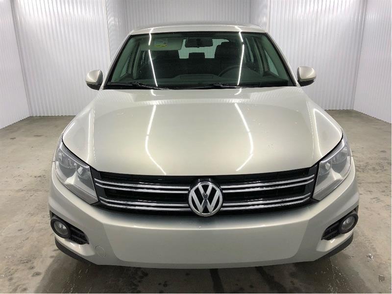 Volkswagen Tiguan 2012 Trendline 4Motion AWD MAGS #R5-12TIG1450