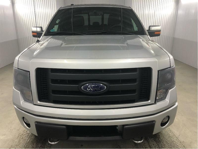 Ford F-150 2014 FX4 Décor 4x4 GPS Cuir/Suède Toit Ouvrant MAGS #B-14F152434
