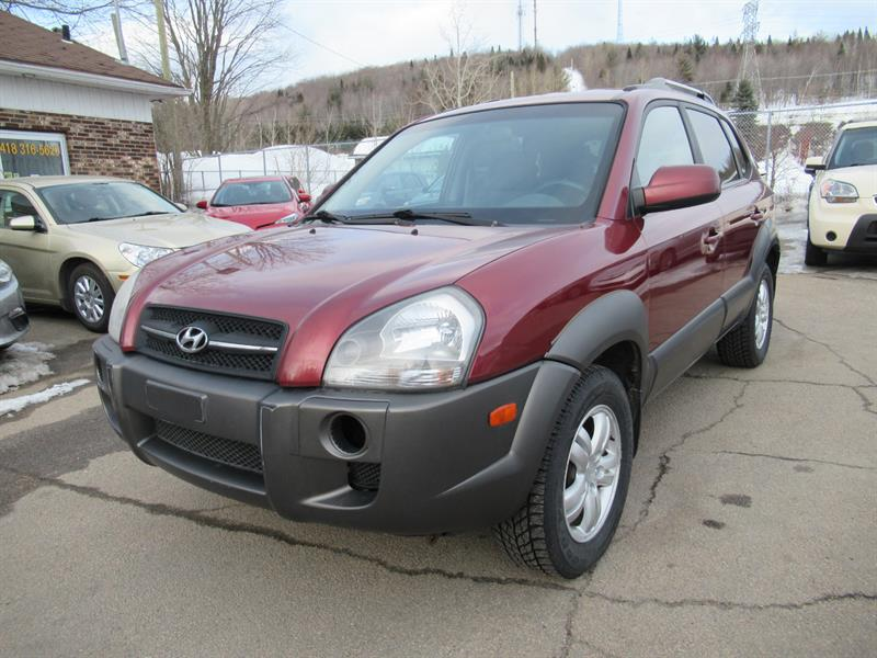 Hyundai Tucson 2007 GL V6 #19-089