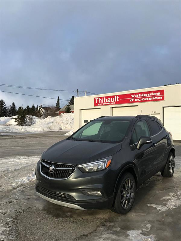 Buick Encore 2017 AWD 4dr  #14647A