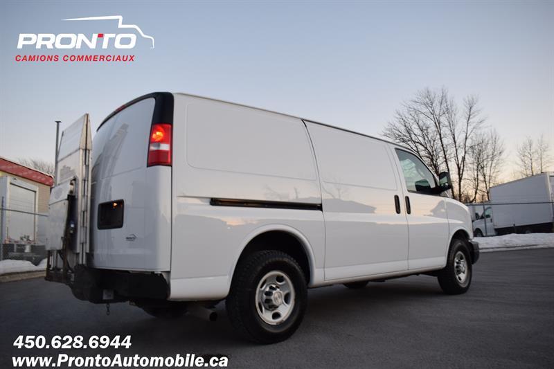 Chevrolet Express Cargo Van 2016 RWD 3500 135 ** Voir équipement **  #1806