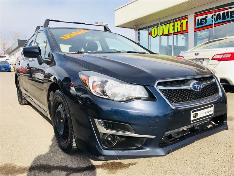Subaru Impreza 2015 2.0i #15862a