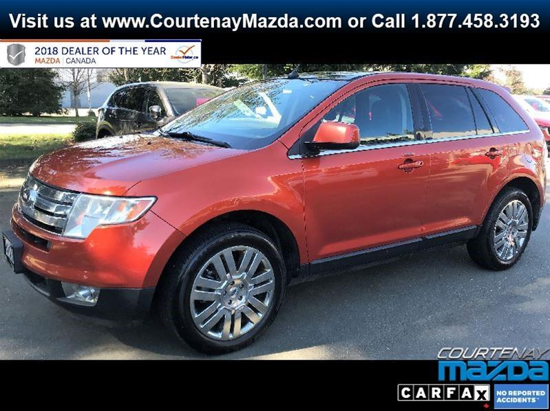 2008 Ford EDGE Limited 4D Utility AWD #P4835