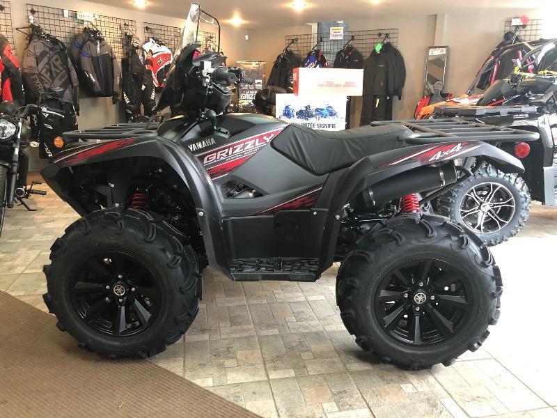Yamaha Grizzly 700 EPS 2019