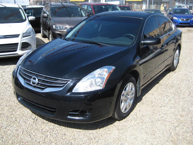 2010 Nissan Altima 4dr Sdn I4 2.5 S #165555