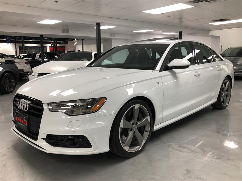 Audi S6 2015 S6 V8 4.0T TWIN TURBO 420HP #A023181