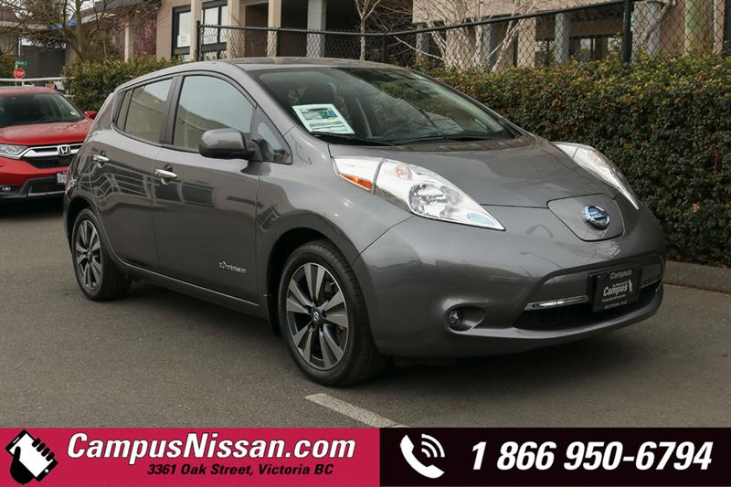 2016 Nissan Leaf | SV | FWD w/ Quick-Charge Premium #JN3170