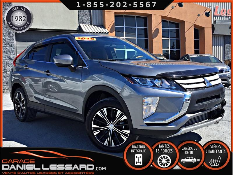 Mitsubishi Eclipse Cross 2018 ES S-AWC, MAG 18 P, CAMERA, SIRIUS #89131