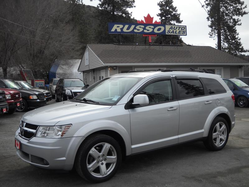2009 Dodge Journey AWD,  SXT  #3388
