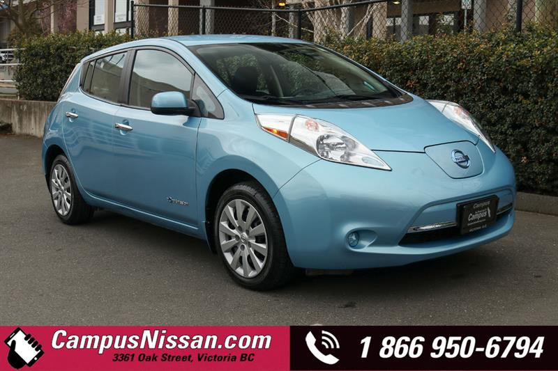 2015 Nissan Leaf | S | FWD w/ Quick-Charge #JN3175