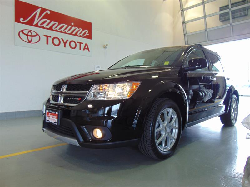 2014 Dodge Journey AWD RT 5-Passenger #20750AO