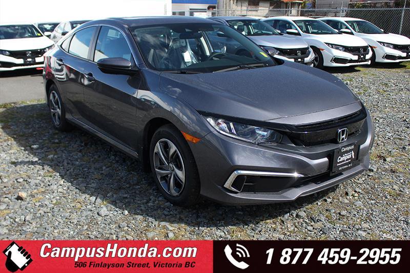 2019 Honda Civic LX #19-0453