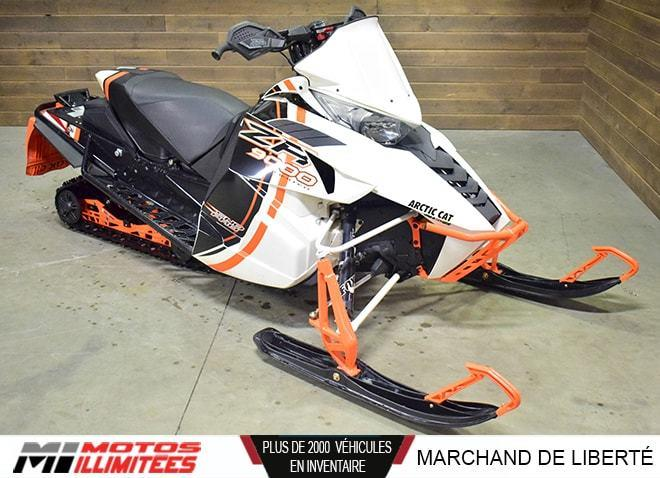 Arctic Cat ZR 9000 Limited 129 2015