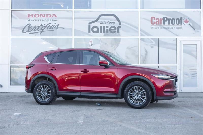 Mazda CX-5 2017 GS AWD ***JAMAIS ACCIDENTE*** #U19059