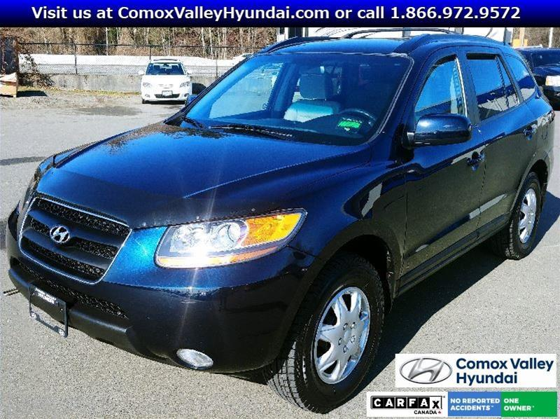 2009 Hyundai Santa Fe GLS 3.3L V6 AWD at #19SF7351A