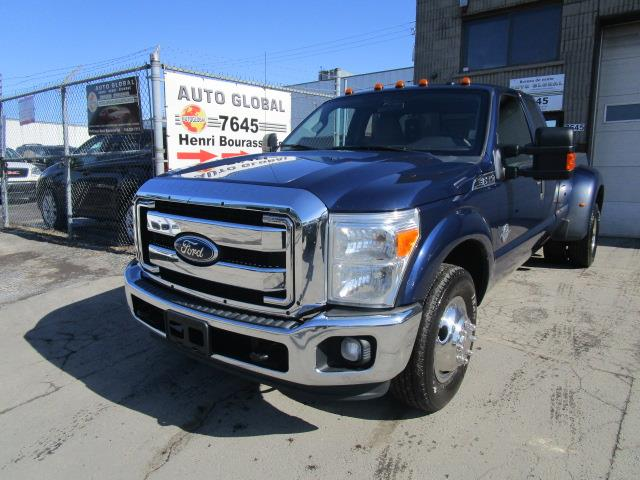 Ford Super Duty F-350 DRW 2011 SuperCab 158 Diesel Super Stroke #18-1794