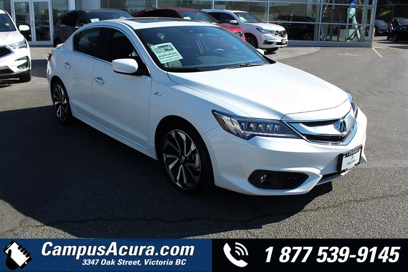 2018 Acura ILX A-Spec #D18-9115
