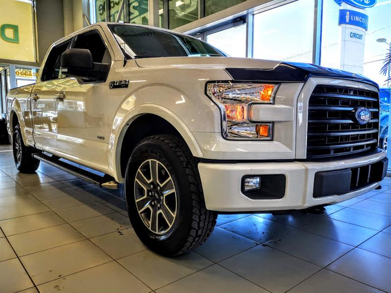 Ford F-150 2016 SuperCrew XLT ** SPORT ** GPS #90392a