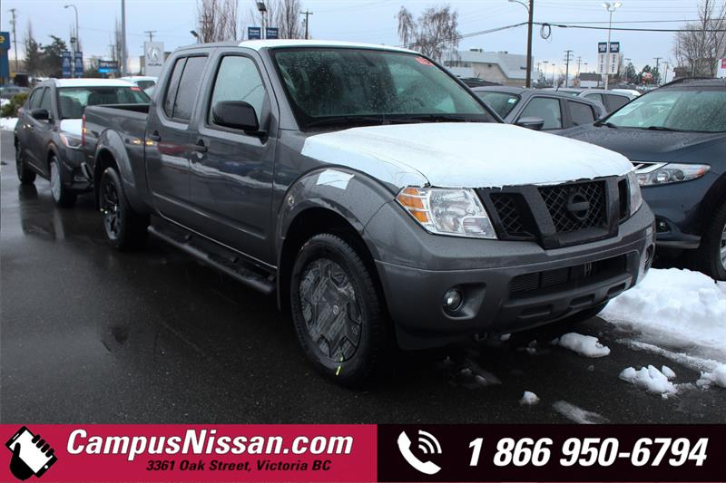 2019 Nissan Frontier Midnight Edition 4WD Crew Cab #9-T174