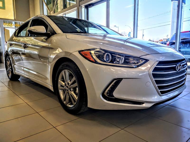 Hyundai Elantra 2018 ** GL ** Automatique  #u3712