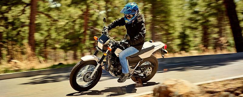 Yamaha TW200 2019