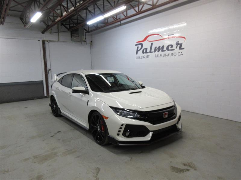 Honda Civic Type R 2018 Manual.. neuf / new 101 km seulment #996