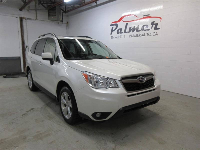Subaru Forester 2015 financement disponible #997