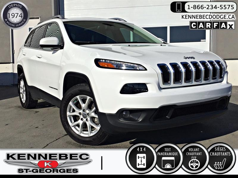 Jeep Cherokee 2017 4WD 4dr North #05030