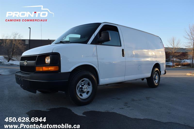 Chevrolet Express Cargo Van 2012 2500 #1807