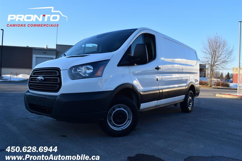 2015 Ford Transit Cargo Van T-250 130 Low Rf 9000 GVWR Swing-Out RH Dr #1809