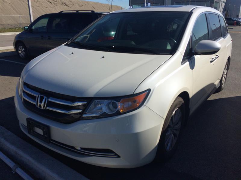 2016 Honda Odyssey EX-L Navi! Honda Certified Extended Warranty to 16 #LH8610A