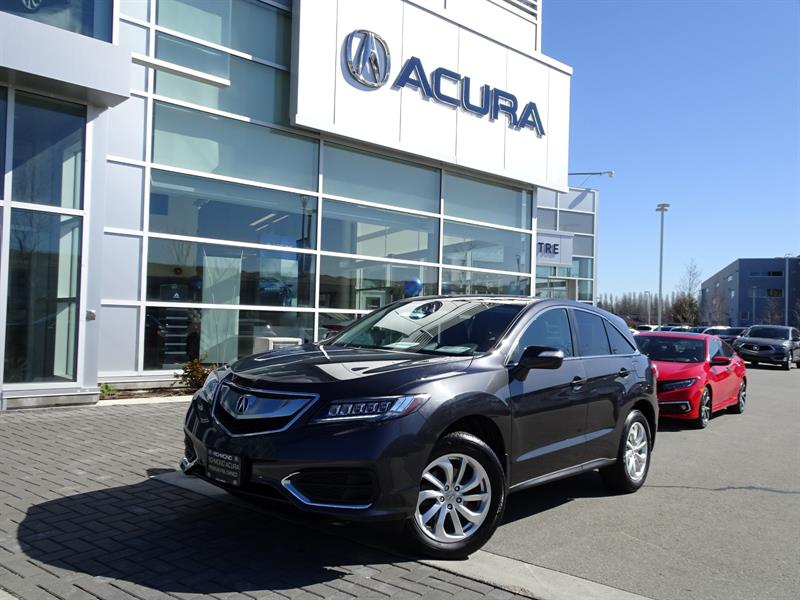 2016 Acura RDX Tech|Acura Certified|Local Car|One Owner|Warranty  #957034A