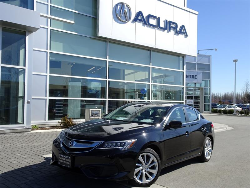 2016 Acura ILX Prem|Acura Certified|Local Car||One Owner|No Accid #987439A