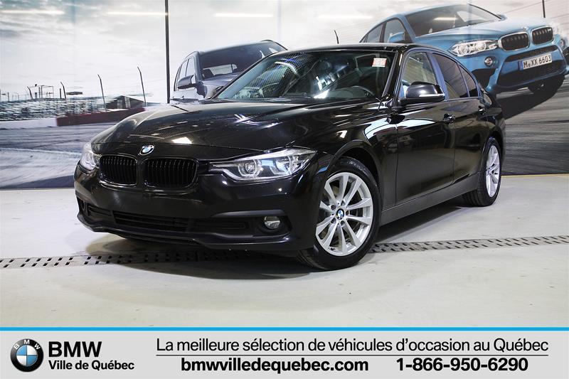 2016 BMW 320I xDrive Sedan #U5203
