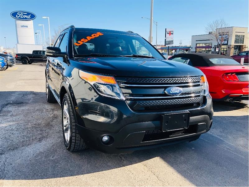 Ford Explorer 2013 Limited #J0078G