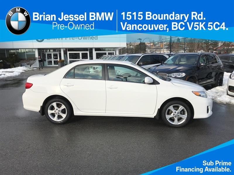 2013 Toyota Corolla 4-door Sedan LE 4A #BP737810