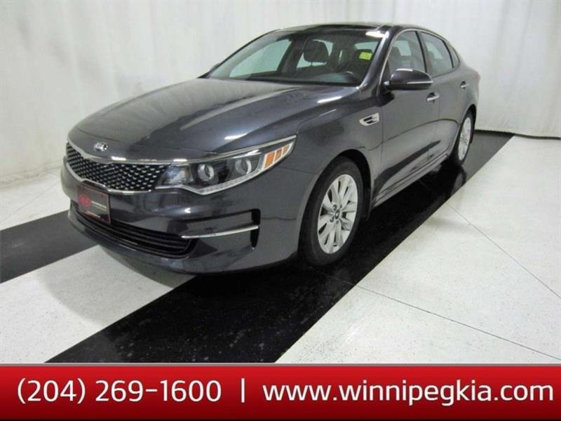 2016 Kia Optima EX Tech *Leather & Pano. Roof!* #16KO05619