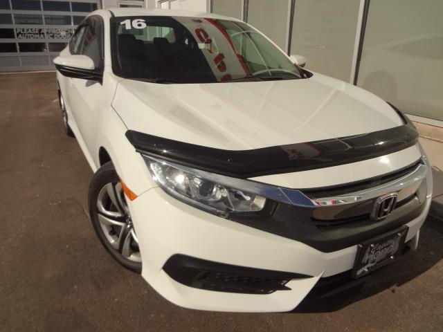 2016 Honda Civic Sedan 4dr CVT LX #J517A