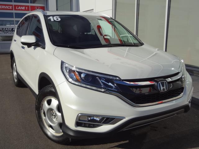 2016 Honda CR-V AWD 5dr Touring #K004TA