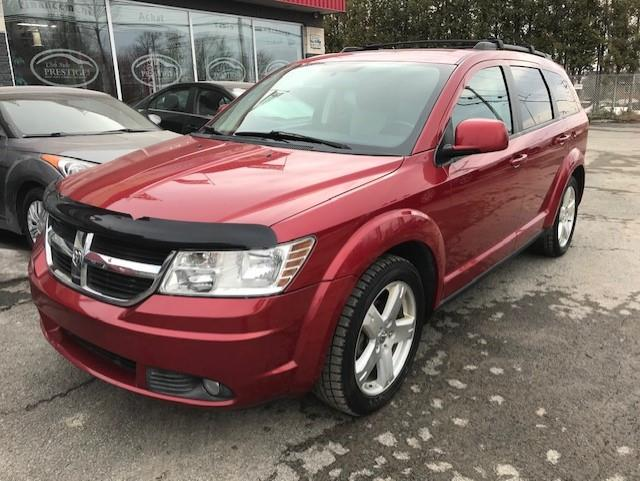 Dodge Journey 2009 SXT AWD *** 7 PASSAGERS ***1-2-3-4 CHANCES CREDIT* #*090-4472-HG