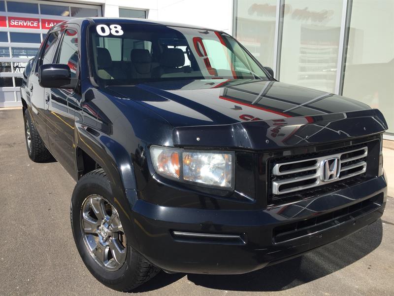 2008 Honda Ridgeline 4WD Crew Cab EX-L #J420TB