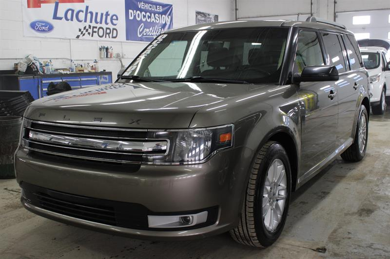 Ford Flex 2013 SEL AWD TOIT PANORAMIQUE SIÈGES CHAUFFANT #UL0087
