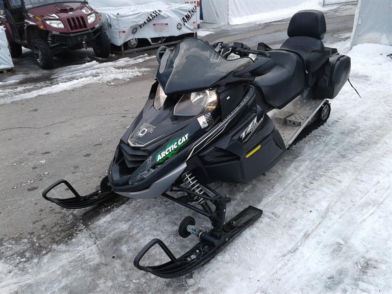 2009 Arctic Cat TZ1 Touring