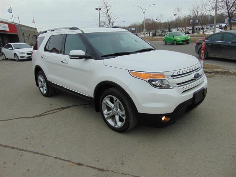 Ford Explorer 2014 Limited AWD #EGA65813