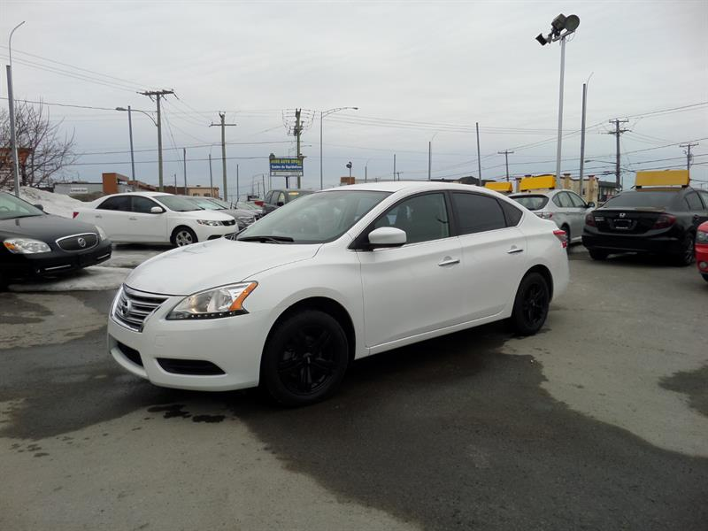 Nissan Sentra 2014 4dr Sdn #m5349