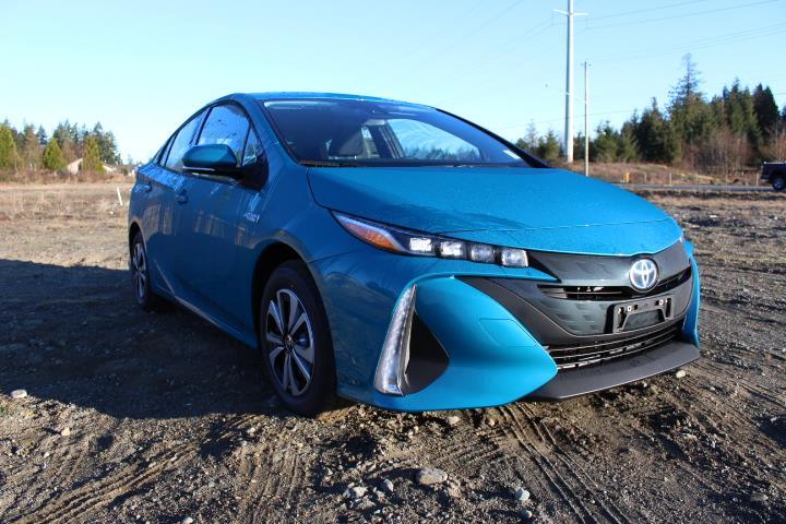 2019 Toyota Prius Prime Auto #12421