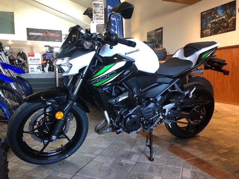 Kawasaki Z400 ABS 2019