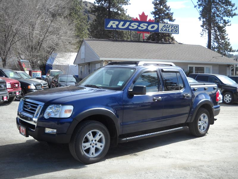2007 Ford Explorer Sport Trac XLT, 4X4,....SOLD....... #3393