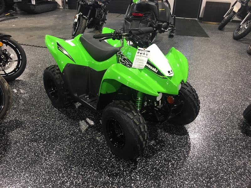 Kawasaki KSF 90 2017