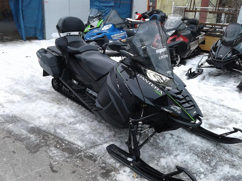 Arctic Cat PANTERA 7000 LIMITED 2019